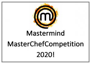 Master Chef Competition 2020!
